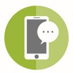 e-messaging-icon